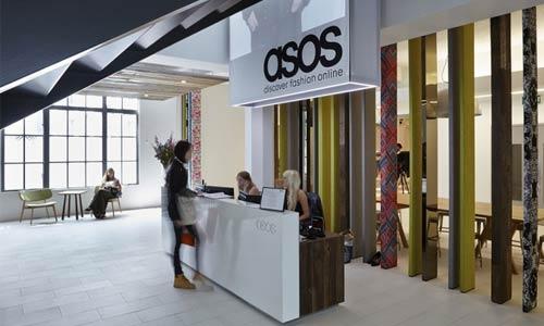 Zakupy w Asos z kodem rabatowym
