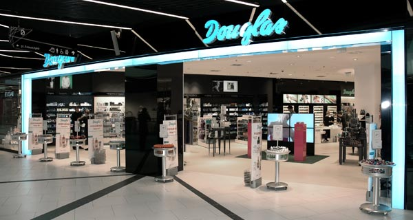 Perfumerii Douglas.pl